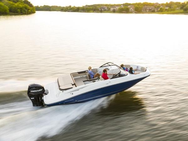 2020 Bayliner boat for sale, model of the boat is VR6 Bowrider & Image # 32 of 53