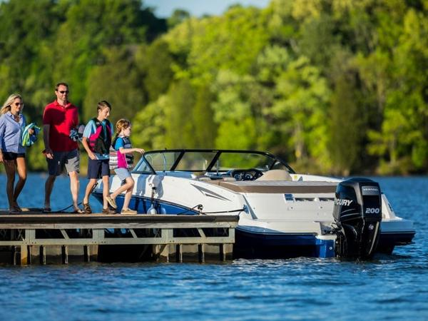 2020 Bayliner boat for sale, model of the boat is VR6 Bowrider & Image # 38 of 53