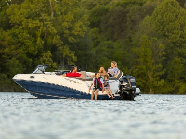 2020 Bayliner boat for sale, model of the boat is VR6 Bowrider & Image # 40 of 53