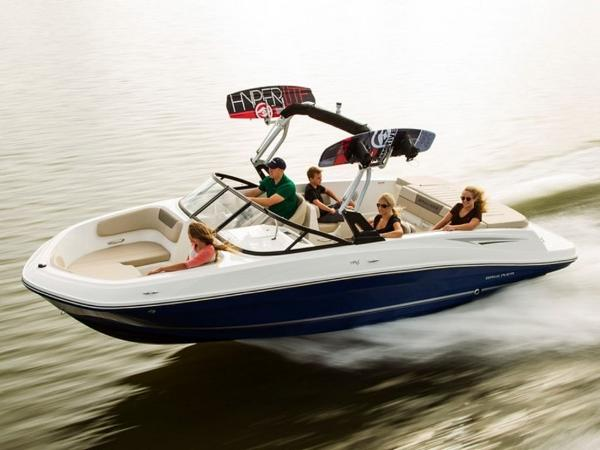 2020 Bayliner boat for sale, model of the boat is VR6 Bowrider & Image # 41 of 53