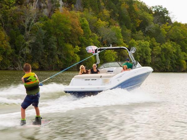 2020 Bayliner boat for sale, model of the boat is VR6 Bowrider & Image # 42 of 53