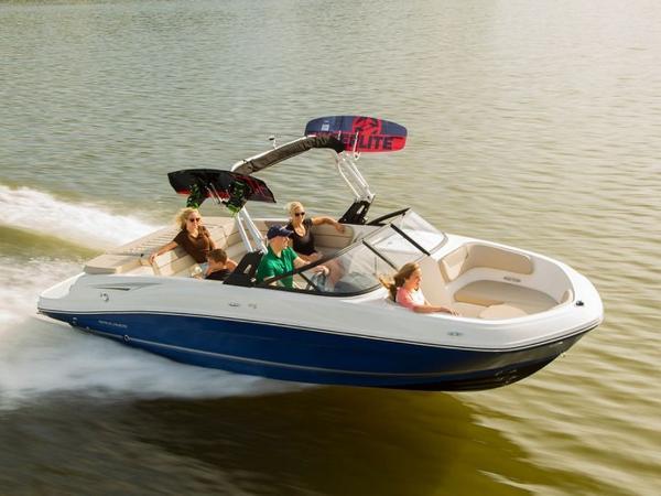 2020 Bayliner boat for sale, model of the boat is VR6 Bowrider & Image # 48 of 53