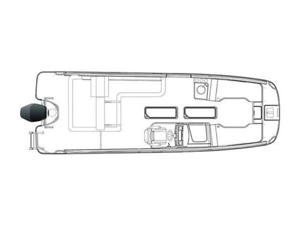 2020 Bayliner boat for sale, model of the boat is Element XR7 & Image # 14 of 43