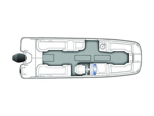 2020 Bayliner boat for sale, model of the boat is Element XR7 & Image # 23 of 43