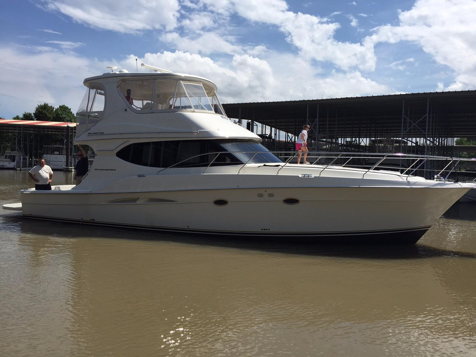 50 silverton 2007 for sale in grand rivers kentucky us for The silverton