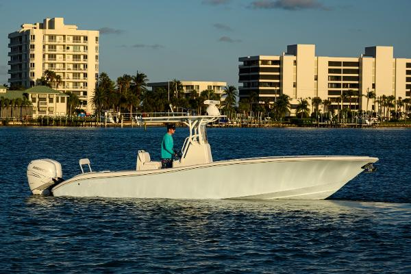 2015 29' Yellowfin 29
