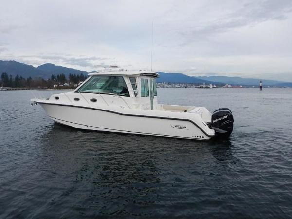 2020 Boston Whaler boat for sale, model of the boat is 345 Conquest Pilothouse & Image # 6 of 31