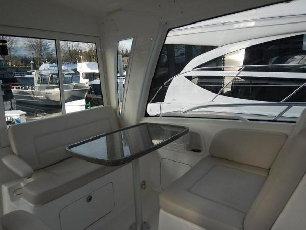 2020 Boston Whaler boat for sale, model of the boat is 345 Conquest Pilothouse & Image # 18 of 31