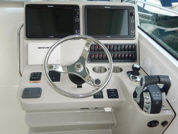 2020 Boston Whaler boat for sale, model of the boat is 345 Conquest Pilothouse & Image # 23 of 31