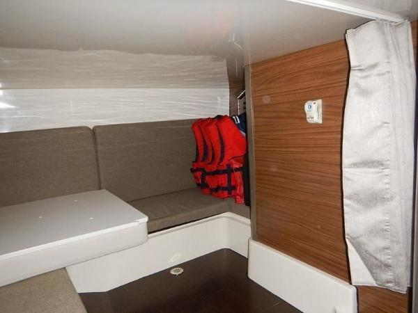 2020 Boston Whaler boat for sale, model of the boat is 345 Conquest Pilothouse & Image # 28 of 31