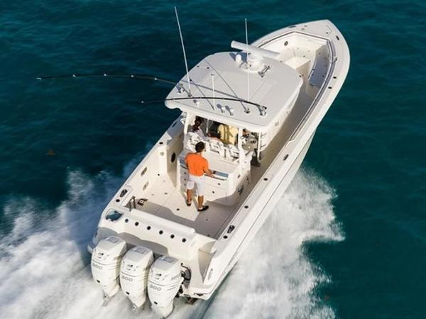 2020 Boston Whaler boat for sale, model of the boat is 350 Outrage & Image # 2 of 37