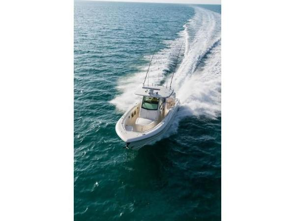 2020 Boston Whaler boat for sale, model of the boat is 350 Outrage & Image # 6 of 37