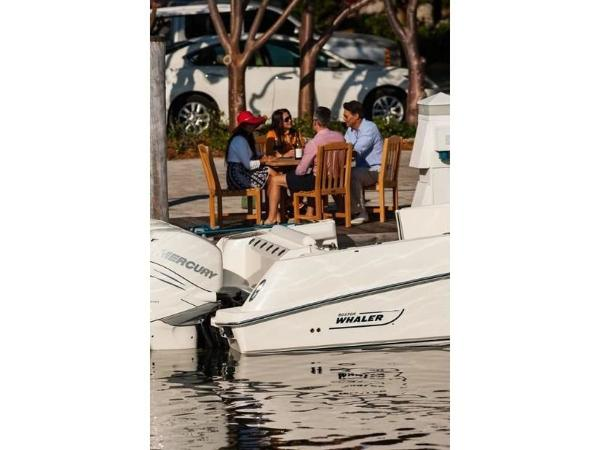 2020 Boston Whaler boat for sale, model of the boat is 350 Outrage & Image # 13 of 37