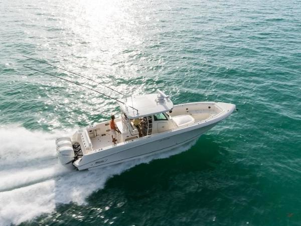2020 Boston Whaler boat for sale, model of the boat is 350 Outrage & Image # 16 of 37