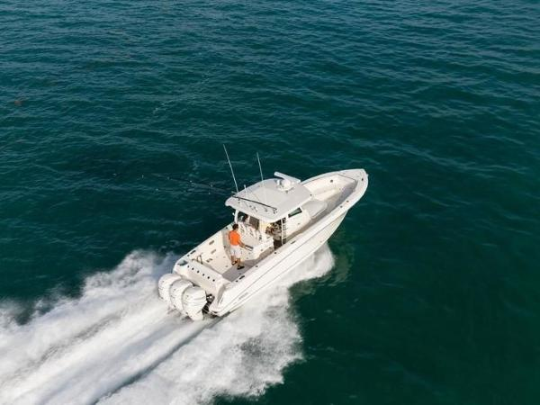 2020 Boston Whaler boat for sale, model of the boat is 350 Outrage & Image # 17 of 37