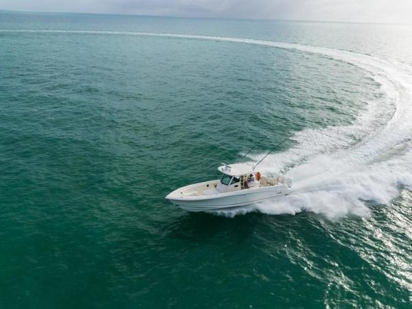 2020 Boston Whaler boat for sale, model of the boat is 350 Outrage & Image # 22 of 37