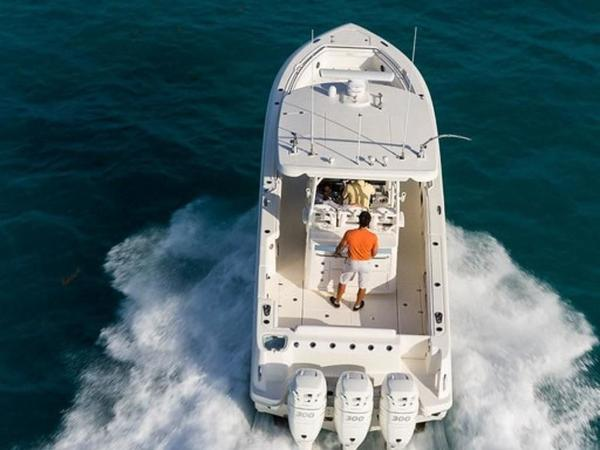 2020 Boston Whaler boat for sale, model of the boat is 350 Outrage & Image # 23 of 37