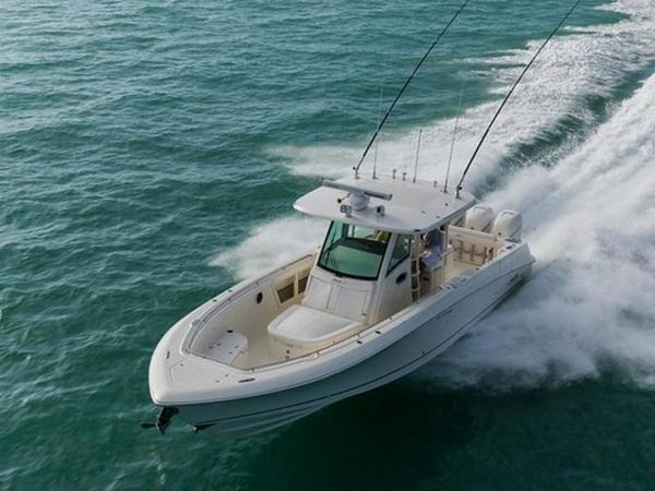 2020 Boston Whaler boat for sale, model of the boat is 350 Outrage & Image # 24 of 37