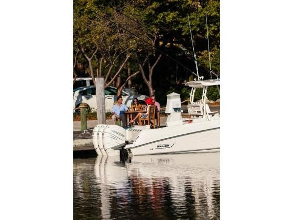 2020 Boston Whaler boat for sale, model of the boat is 350 Outrage & Image # 26 of 37