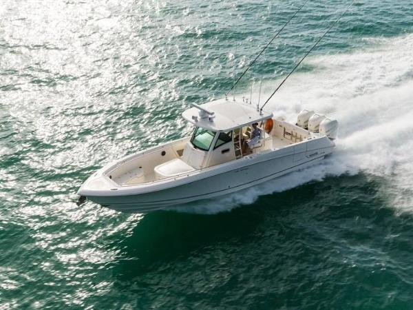 2020 Boston Whaler boat for sale, model of the boat is 350 Outrage & Image # 28 of 37