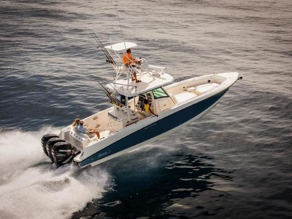 2020 Boston Whaler boat for sale, model of the boat is 350 Outrage & Image # 29 of 37