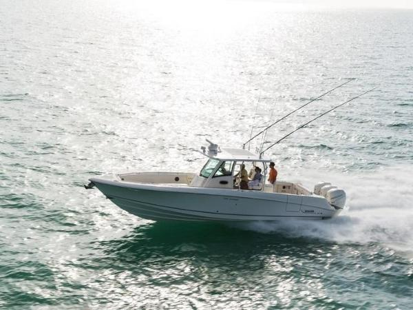 2020 Boston Whaler boat for sale, model of the boat is 350 Outrage & Image # 30 of 37