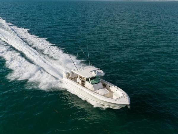 2020 Boston Whaler boat for sale, model of the boat is 350 Outrage & Image # 32 of 37