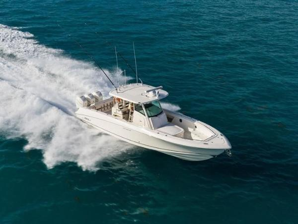 2020 Boston Whaler boat for sale, model of the boat is 350 Outrage & Image # 33 of 37