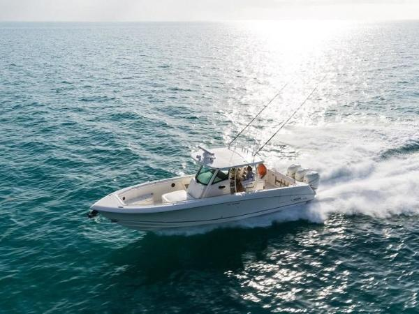 2020 Boston Whaler boat for sale, model of the boat is 350 Outrage & Image # 34 of 37