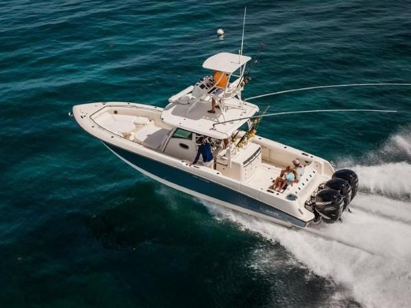 2020 Boston Whaler boat for sale, model of the boat is 350 Outrage & Image # 35 of 37