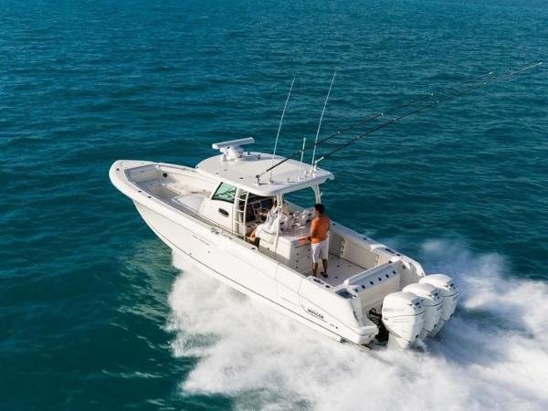 2020 Boston Whaler boat for sale, model of the boat is 350 Outrage & Image # 37 of 37