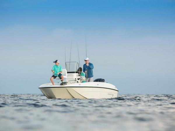 2020 Bayliner boat for sale, model of the boat is T18Bay & Image # 18 of 45