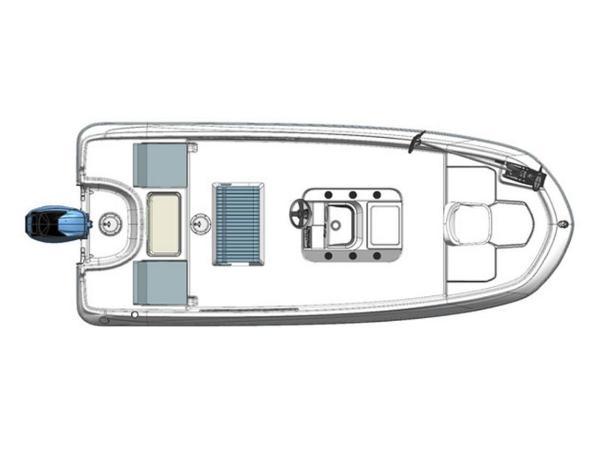 2020 Bayliner boat for sale, model of the boat is T18Bay & Image # 24 of 45