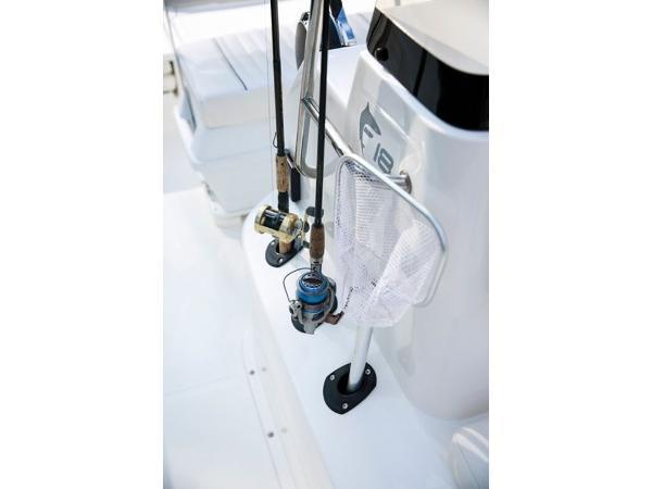 2020 Bayliner boat for sale, model of the boat is T18Bay & Image # 29 of 45