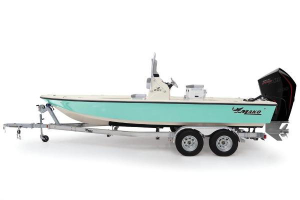 2020 Mako boat for sale, model of the boat is 21 LTS & Image # 16 of 59