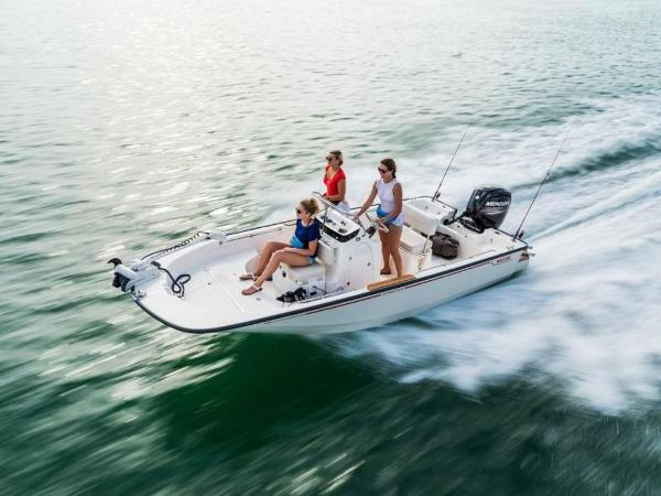 2019 Boston Whaler boat for sale, model of the boat is 170 Montauk & Image # 3 of 86
