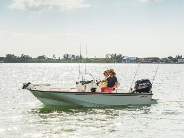 2019 Boston Whaler boat for sale, model of the boat is 170 Montauk & Image # 4 of 86