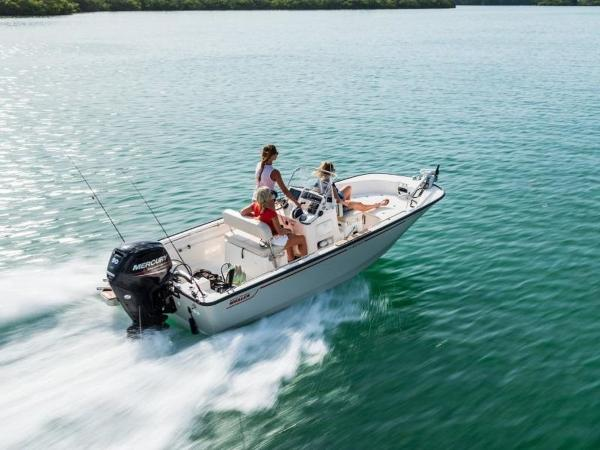 2019 Boston Whaler boat for sale, model of the boat is 170 Montauk & Image # 5 of 86
