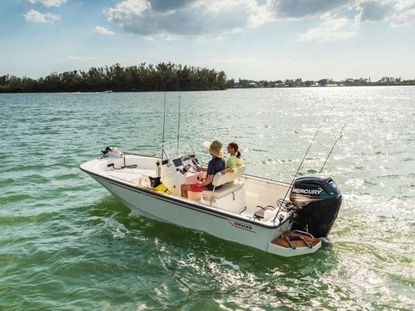 2019 Boston Whaler boat for sale, model of the boat is 170 Montauk & Image # 6 of 86