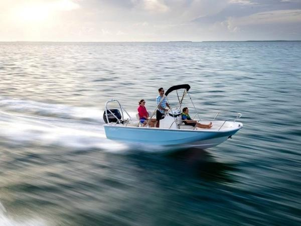 2019 Boston Whaler boat for sale, model of the boat is 170 Montauk & Image # 7 of 86