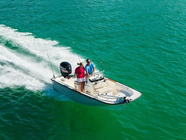 2019 Boston Whaler boat for sale, model of the boat is 170 Montauk & Image # 8 of 86