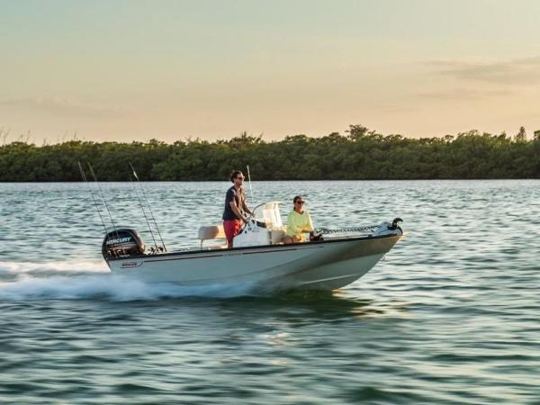 2019 Boston Whaler boat for sale, model of the boat is 170 Montauk & Image # 9 of 86