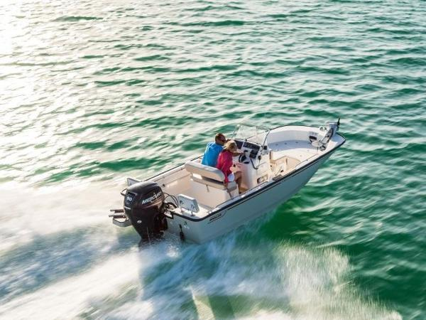 2019 Boston Whaler boat for sale, model of the boat is 170 Montauk & Image # 11 of 86