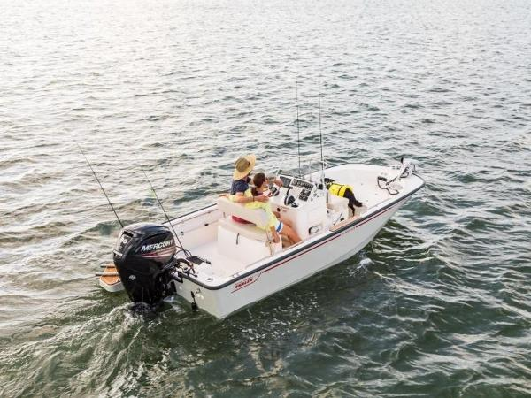 2019 Boston Whaler boat for sale, model of the boat is 170 Montauk & Image # 12 of 86