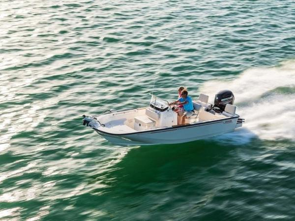 2019 Boston Whaler boat for sale, model of the boat is 170 Montauk & Image # 13 of 86
