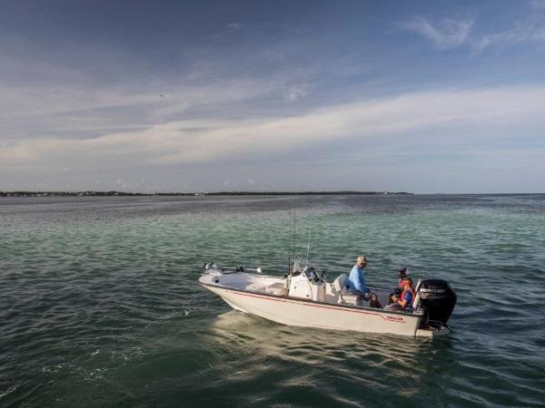 2019 Boston Whaler boat for sale, model of the boat is 170 Montauk & Image # 15 of 86