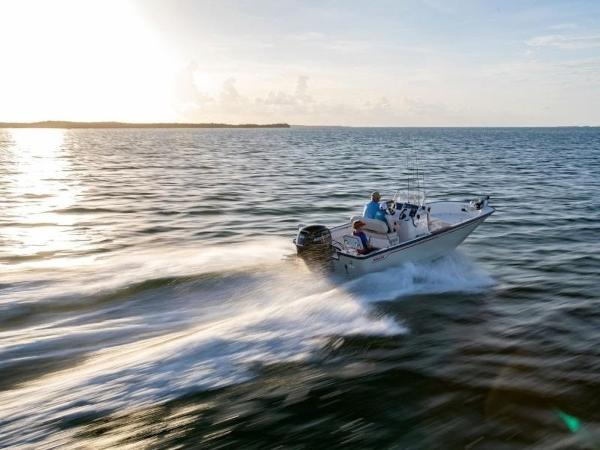 2019 Boston Whaler boat for sale, model of the boat is 170 Montauk & Image # 22 of 86