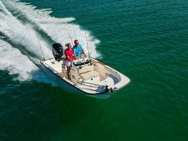 2019 Boston Whaler boat for sale, model of the boat is 170 Montauk & Image # 24 of 86