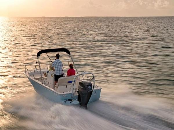 2019 Boston Whaler boat for sale, model of the boat is 170 Montauk & Image # 25 of 86