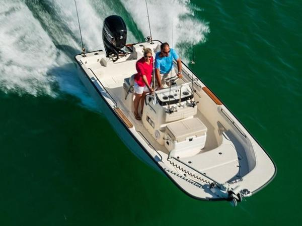 2019 Boston Whaler boat for sale, model of the boat is 170 Montauk & Image # 27 of 86